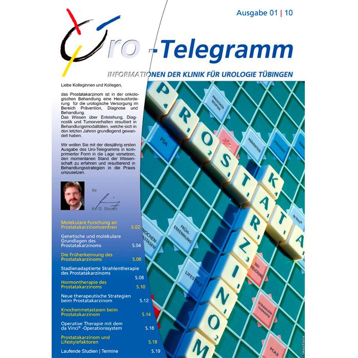 Uro-Telegramm 01| 2010