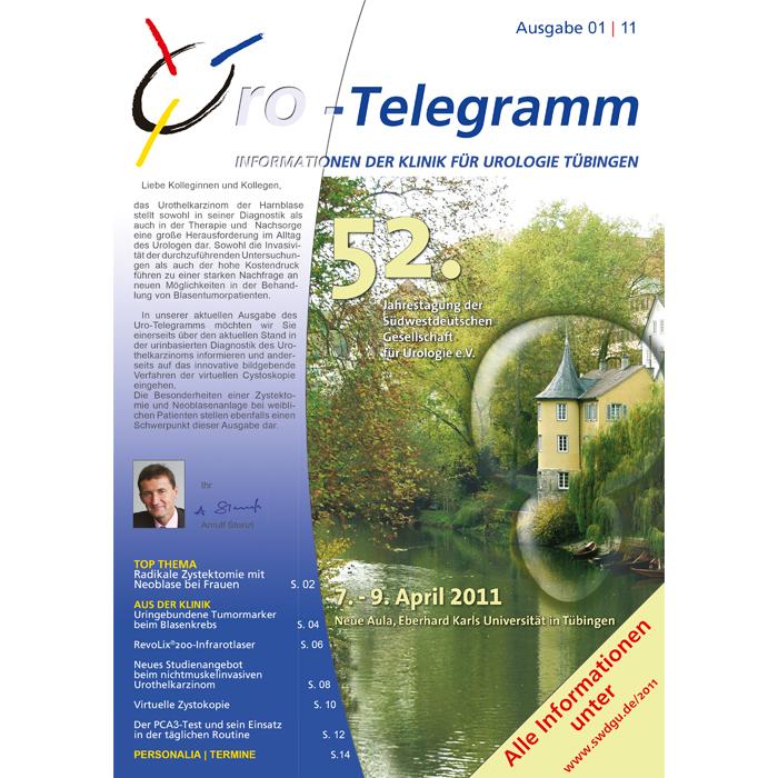 Uro-Telegramm 01| 2011