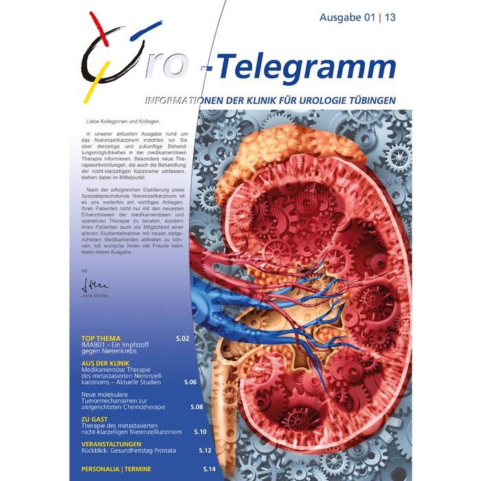 Uro-Telegramm 01| 2013