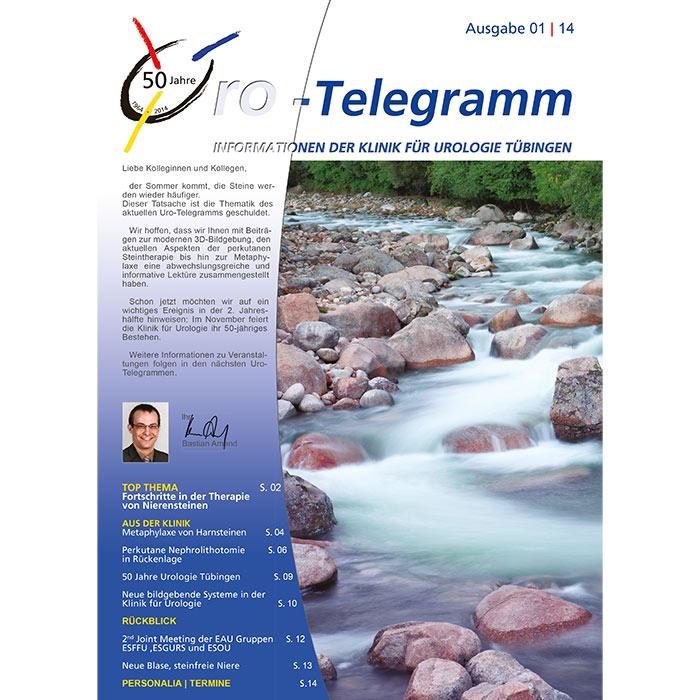 Uro-Telegramm 01| 2014