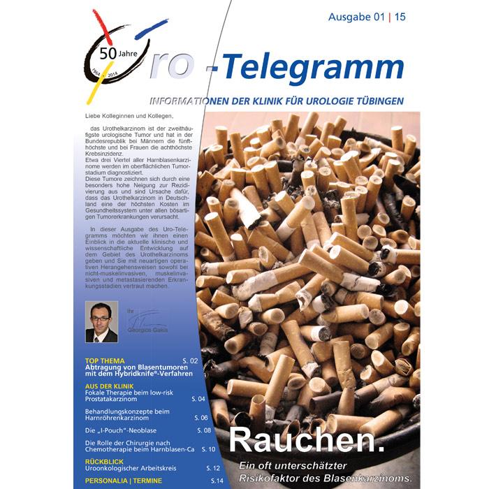 Uro-Telegramm 01| 2015