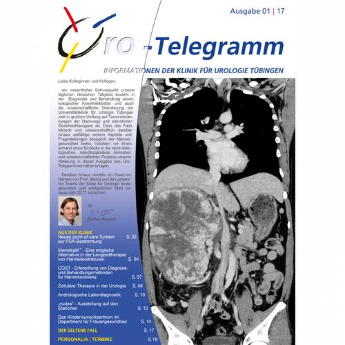 Uro-Telegramm 01| 2017