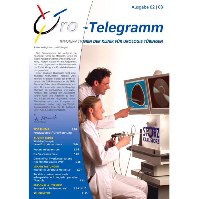 Uro-Telegramm 02| 2008