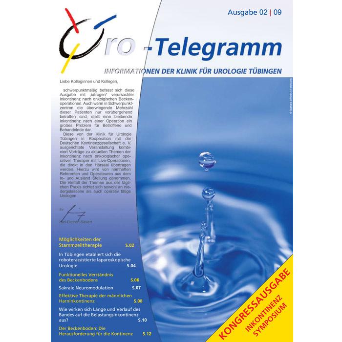Uro-Telegramm 02| 2009