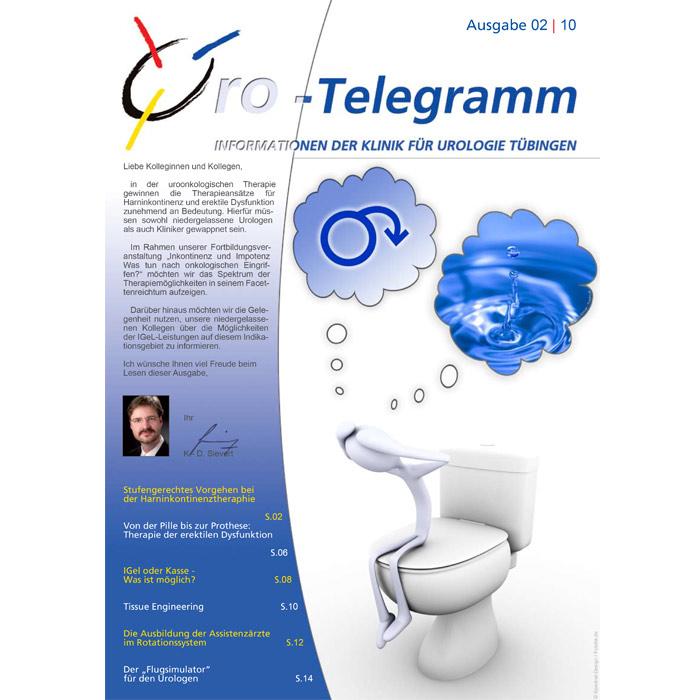 Uro-Telegramm 02| 2010