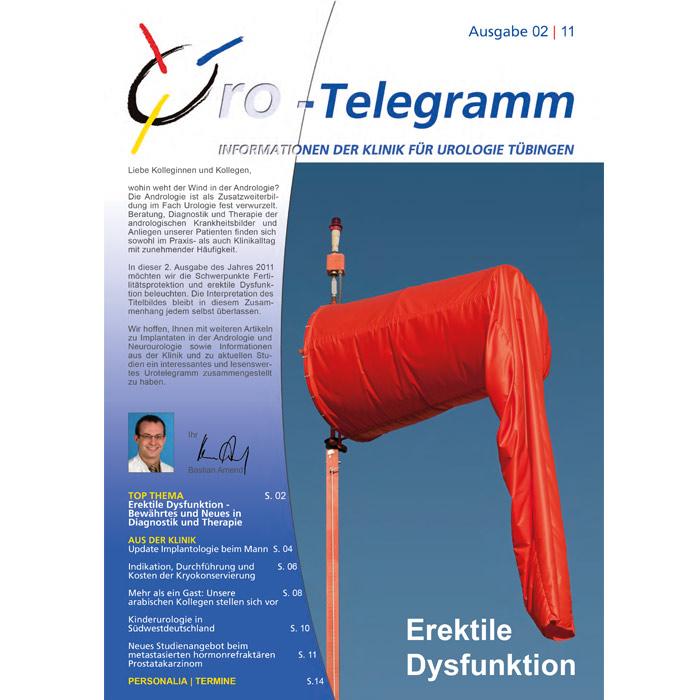Uro-Telegramm 02| 2011
