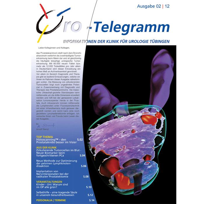 Uro-Telegramm 02| 2012