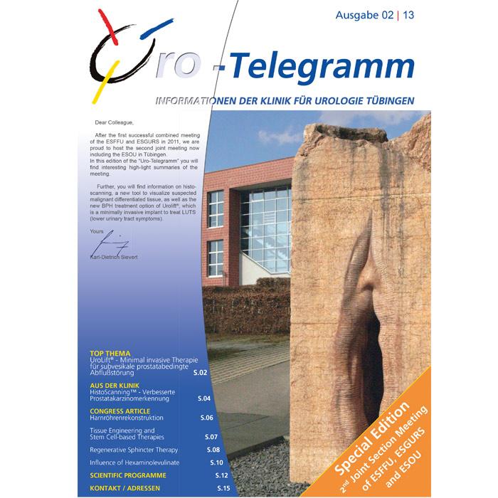 Uro-Telegramm 02| 2013