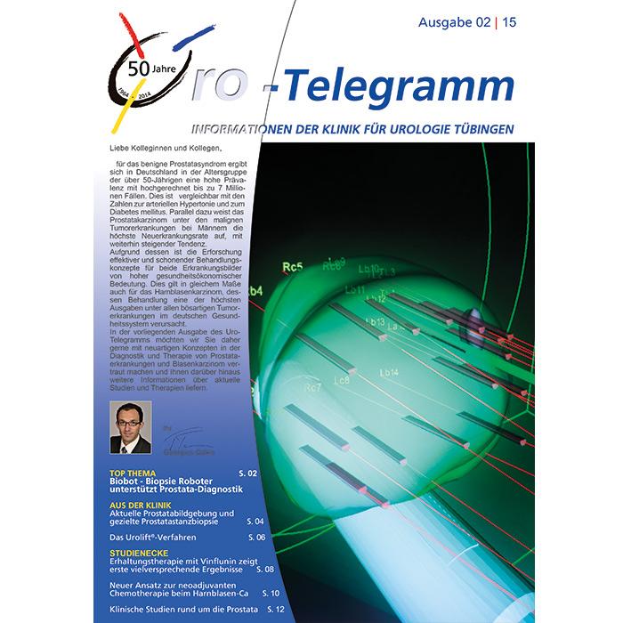 Uro-Telegramm 02| 2015
