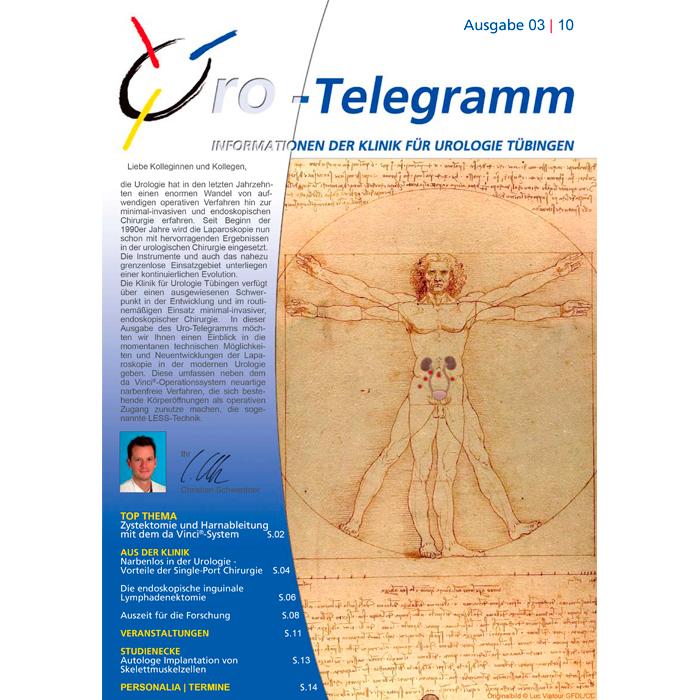 Uro-Telegramm 03| 2010