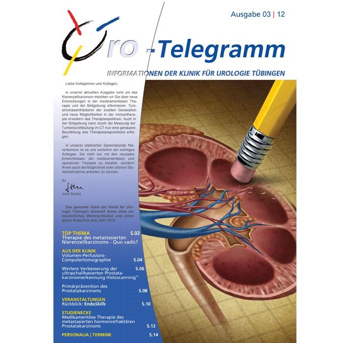 Uro-Telegramm 03| 2012