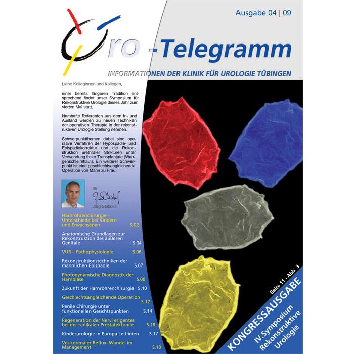 Uro-Telegramm 04| 2009
