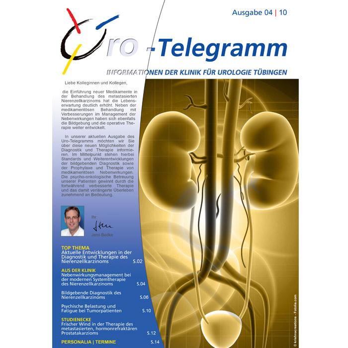 Uro-Telegramm 04| 2010