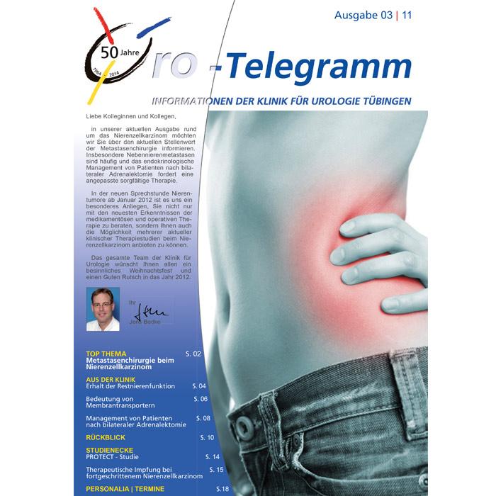 Uro-Telegramm 03| 2011