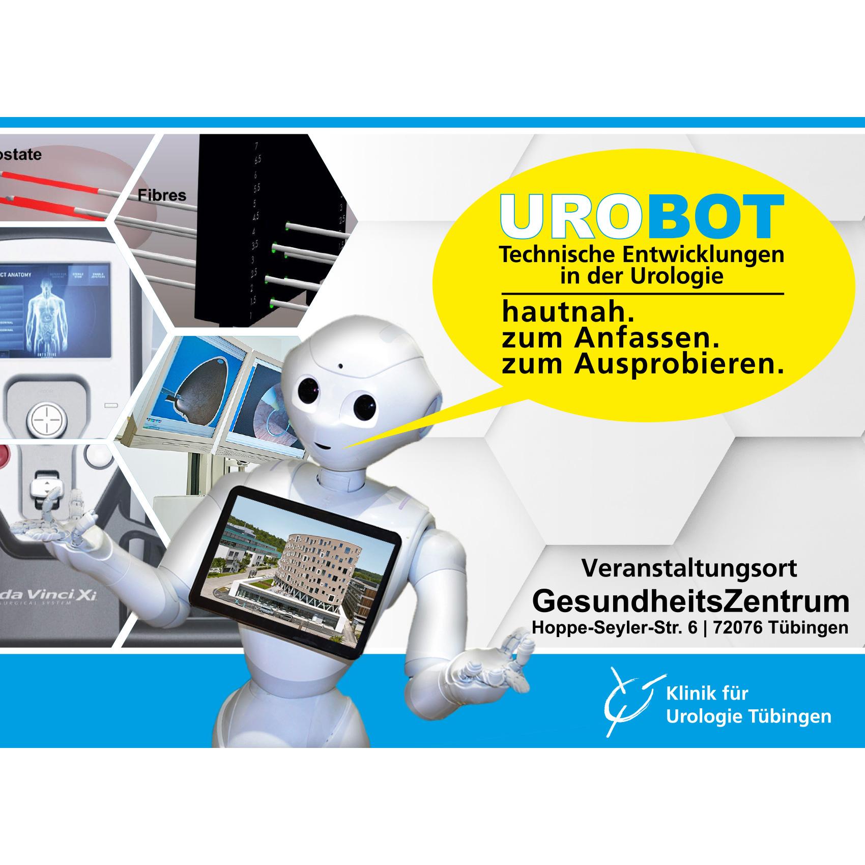 09.05.2018 - Veranstaltung UroBot